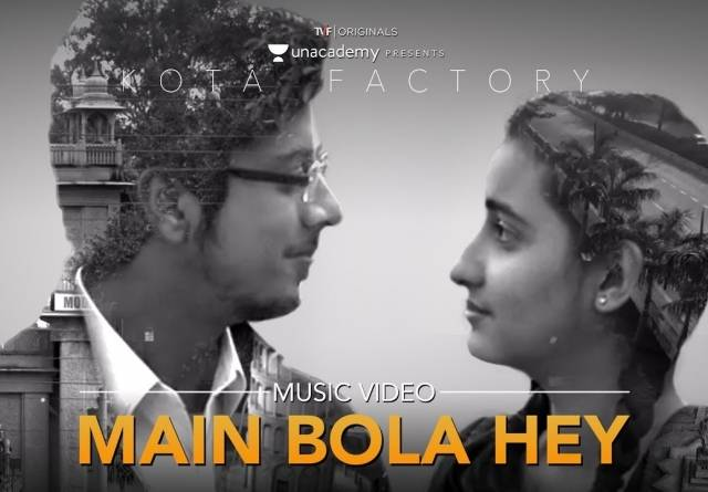 Main Bola Hey From Tvf Kota Factory Mp3 Full Song Download Files